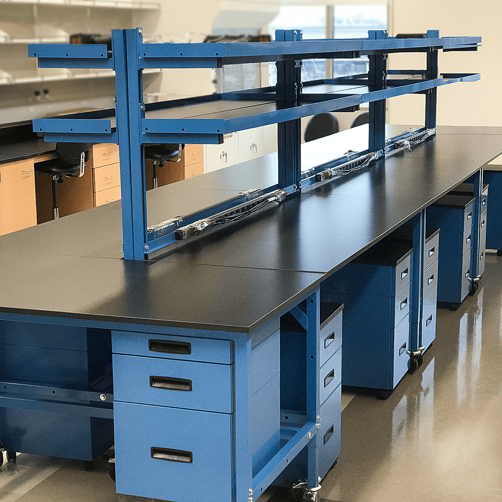 Epoxy tops for chan zuckerberg lab