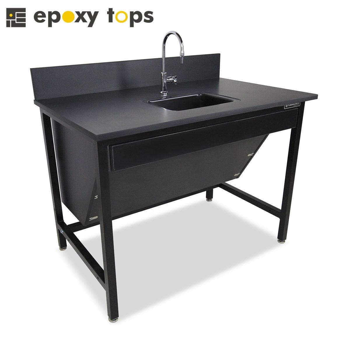 ada compliant wet lab workbench