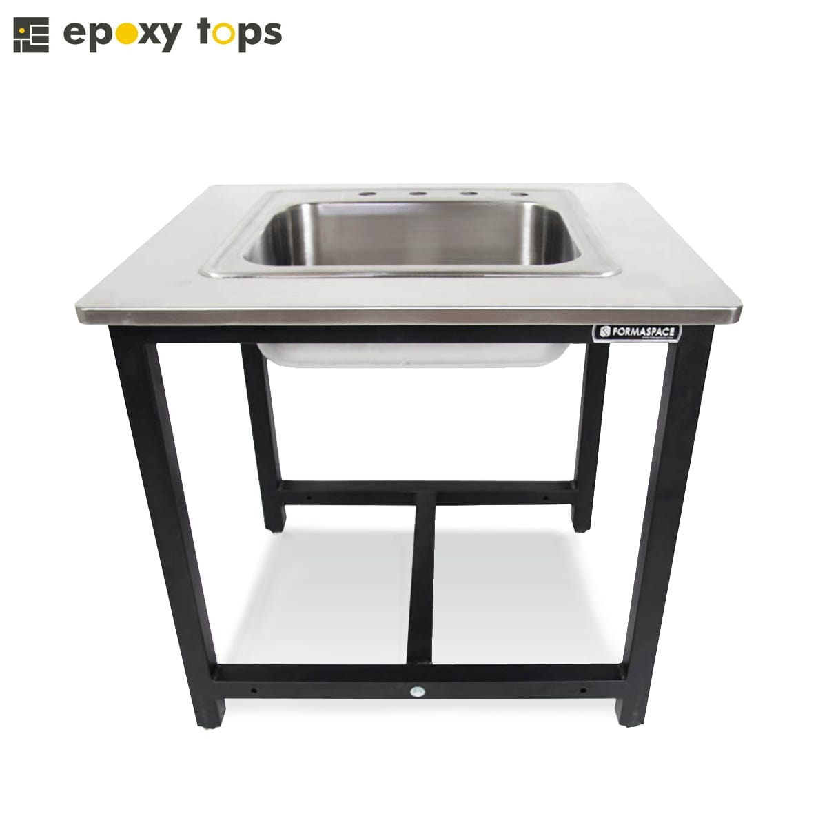custom sink for a wet lab