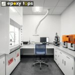 lab fume hood workplace