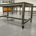 laboratory mobile workbenches
