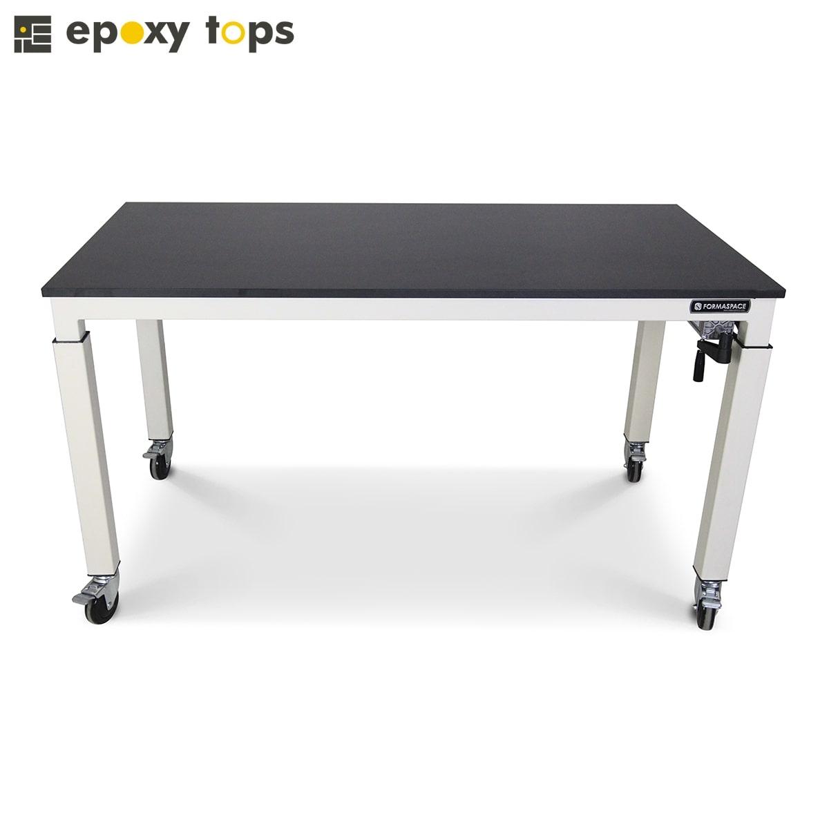 adaptable workbench made of phenolic resin