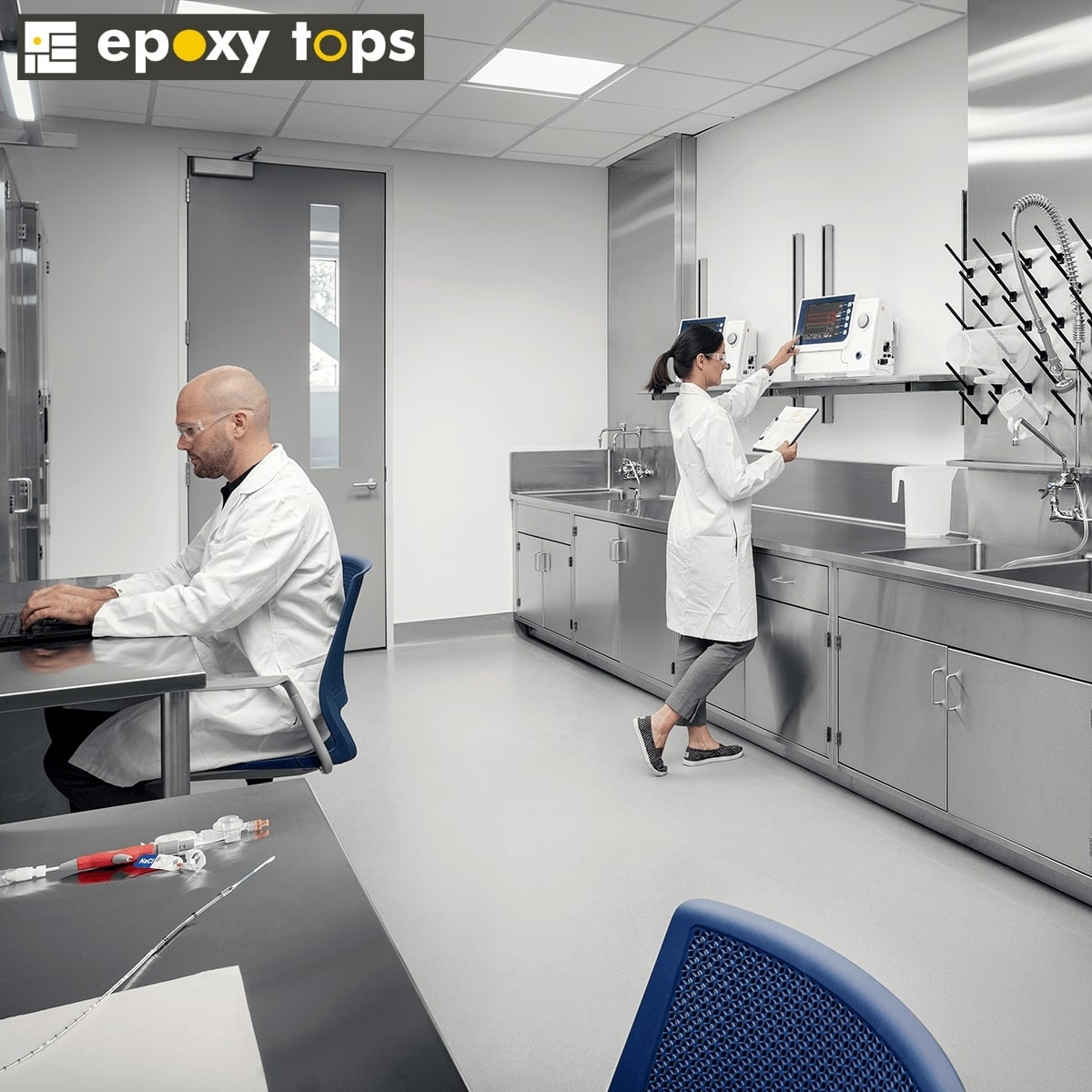 Custom wet laboratory