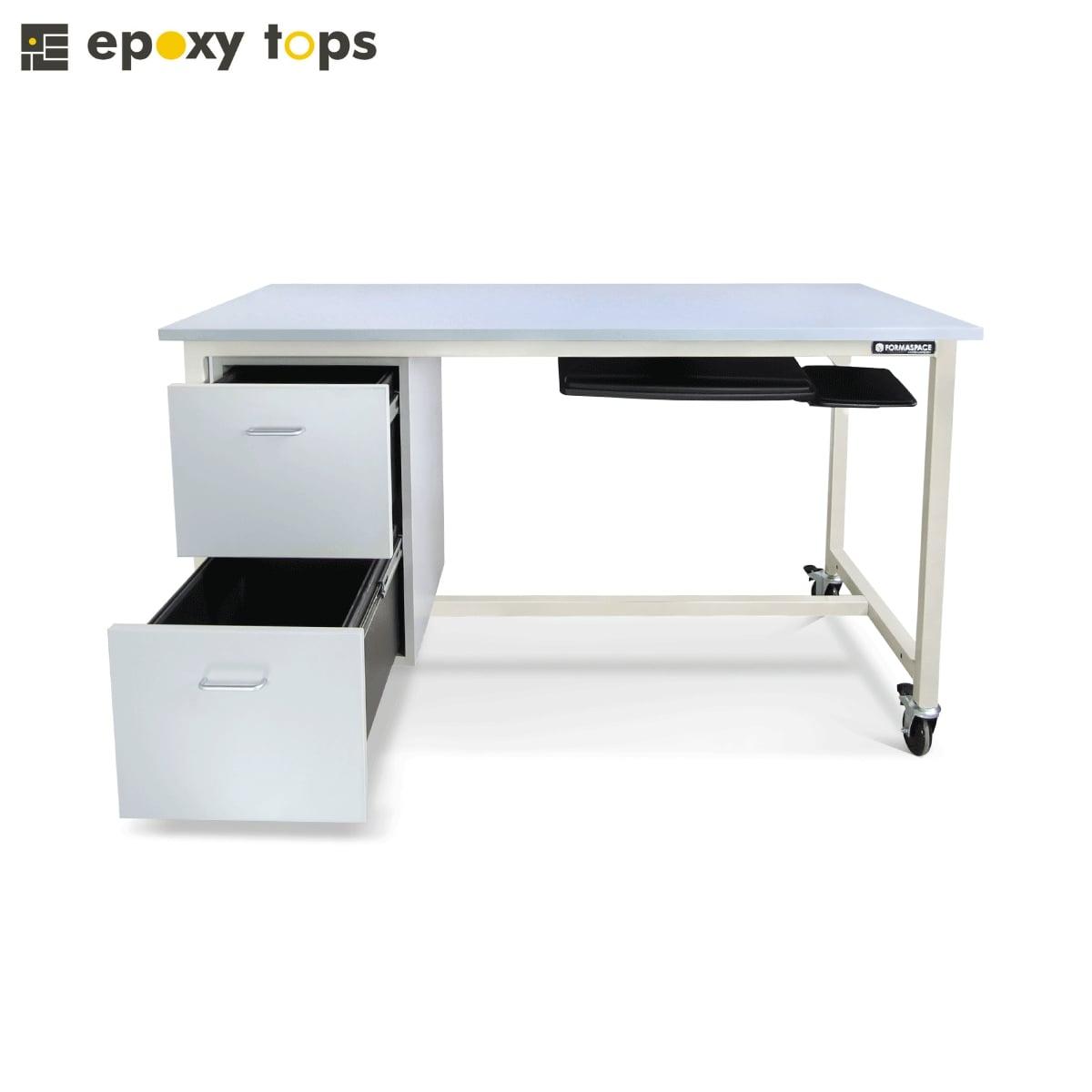 lab computer workstation